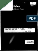 Comet Halley the View From Pioneer Venus