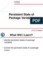 S09L04_Persistent State of Package Variables