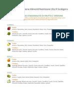 Calendario Frutta Verdura 110917