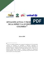 Informe situacional adolescencia y juventud 2005 ICBF