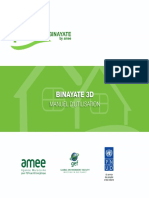 BINAYATE 3D - Manuel de l'utilisateur