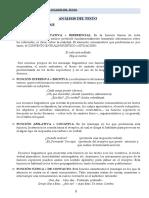 TIPOLOGÍA TEXTUAL y COMENTARIO CRÍTICO 1º BACH 2018