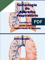 Semiologia Pediatric A Aparelho Respiratorio Pedro Carol Lucas