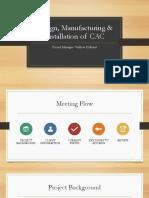 Design, Manufacturing & Installation of CAC.pptx
