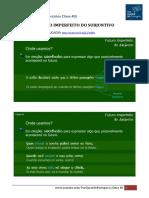Resumen Clase 40 - Tus Clases de Portugues Futuro Immperfeito do Subjuntivo.pdf
