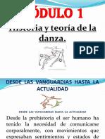 MODULO 1 Historia y teoria de la danza.pptx