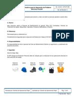 I-OP-MT-086 Instructivo para la Operación de Pulidora Eléctrica Portátil IMPRESO.docx