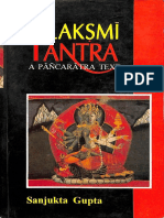 LakshmiTantraAPancharatraTextSanjuktaGupta_Lakshmi-Tantra-a-Pancharatra-Text-Sanjukta-Gupta