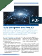 Amplifier Technology
