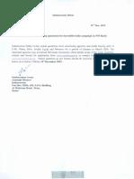 Tender Document  FM Radio  ITO  Dubai 2019