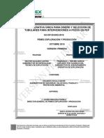 Guia Operativa única para el Diseño y selcción de tubulares para intervenciones a pozos en PEP. 09-10-2018.pdf