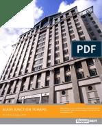 Preseden hotel Bugis-Junction-Towers