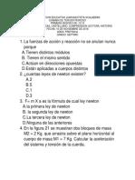 EXAMEN PREFISICA 7 III