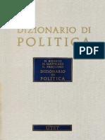 Dizionario di Politica - UTET (1983)