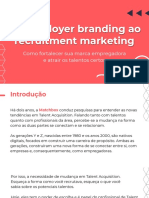 do employer branding ao recruitment marketing