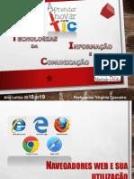 Investigar e Pesquisar TIC