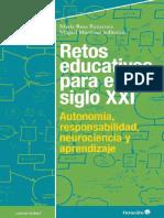 Buxarrais & Martínez. Retos educativos para el siglo XXI