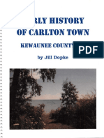 Early History of Carlton