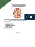 Resumen y modelamiento de articulo