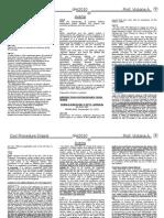 Civil Procedure Digest Pre Midterms