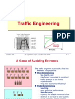 Chapter 6 (Traffic Engineering)