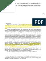 Callon Michel Algunos Elementos Para Una Sociologia de La Traduccion