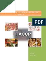 UFCD_1728_Implementação e Avaliação Do Sistema HACCP_índice