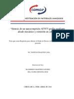 """""""Síntesis de un nanocompósito Al7075-grafito mediante aleado mecánico y extrusión en caliente.pdf"""