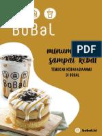 Company Profile Bobal Mall (update)