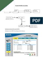 D-Link VPN-IPSEC Test Aufbau