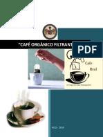 Cafe en sacos Filtrantes