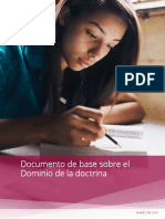 Dominio de la Doctrina SUD