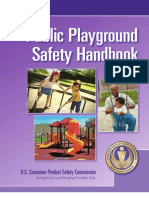 Public Playground Safety Handbook