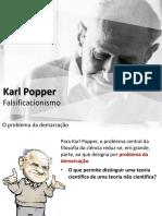 karl Popper - falsificacionismo