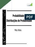 aula  2 - noções de probabilidade e distribuições de probabilidade