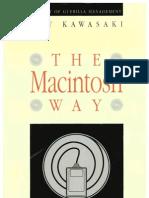 Guy Kawasaky La Manera Mach Into Sh