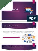 E-Commerce - Ingles II