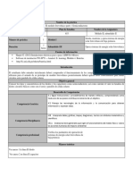Practica (muestra) basica de electronica