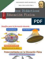 Educación Física PROCESOS INTERDISCIPLINARIOS