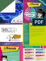 Deveras. Revista de ciencia para niños. No. 34, enero-marzo 2017