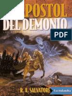 El apostol del demonio - R A Salvatore