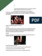 10 temas del arte dramático