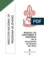 Manual de Uniformes e Insignias