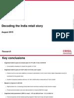 Retailing Analyst PPT