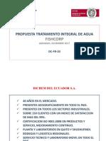 PRESENTACION TRATAMIENTO AGUA FISHCORP DIC 2017.pdf