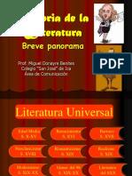historiadelaliteratura.ppt[1].ppt