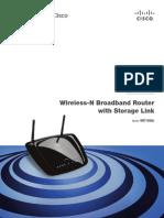 Router Cisco Linksys WRT160NL