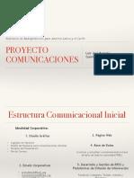 Proyecto Fralc Comunicaciones