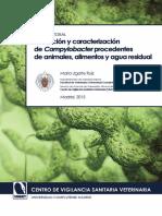 deteccion-caracterizacion-campylobacter-procedentes-animales-alimentos-agua-residual