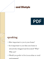 Homes and lifestyle unit 14.ppt